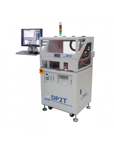 Automated IC Programming System DP2T