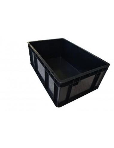 Cutii, navete, cotainare ESD de plastic