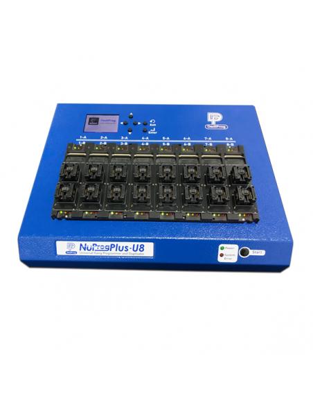 Universal Gang Programmer and Duplicator NuProgPlus-U8