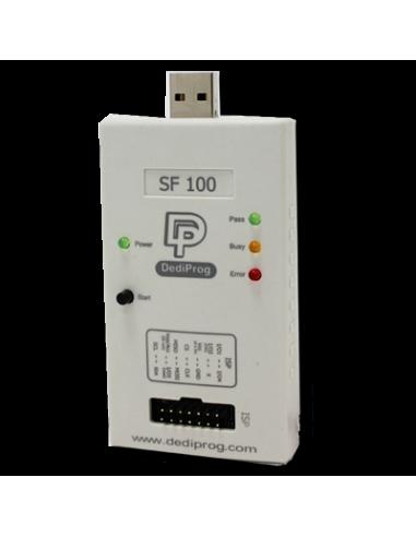 SF100 SPI NOR Memory Flash Programmer