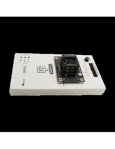 SPI Flash socket with 32Mb flash memory