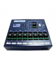 NuProg-F8 UFSeMMC Gang Programmer and Duplicator