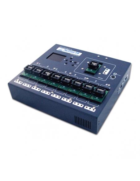 NuProg-F8 UFSeMMC Gang Programmer and Duplicator