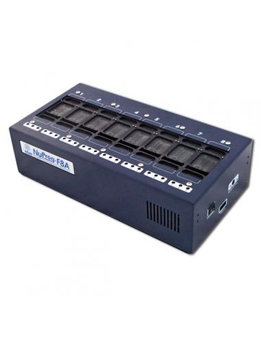 NuProg-F8A UFS/eMMC Gang Programmer and Duplicator (No LCD)